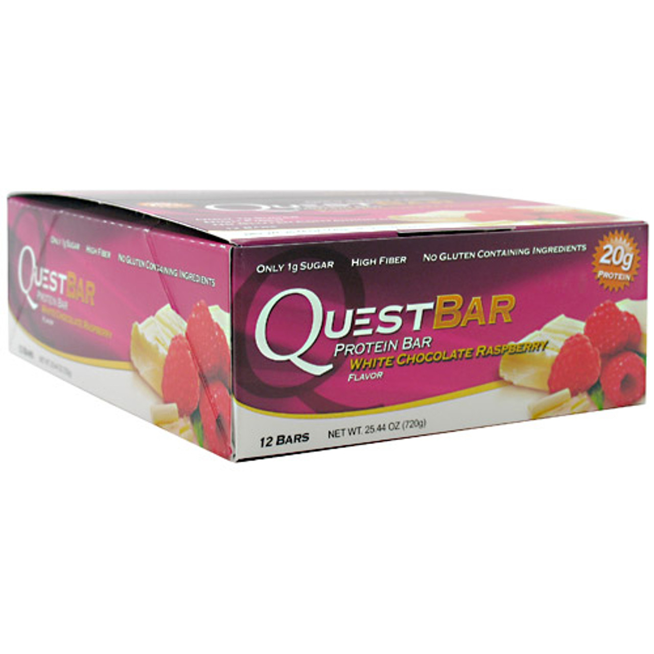 Quest Protein Bars by Quest Nutrition 12pk