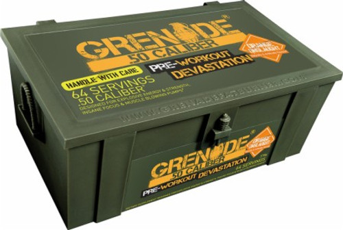 .50 Caliber 64srv Grenade USA