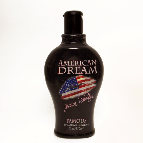 America Dream Ultra Black Bronzer 12oz Jessica Robertson