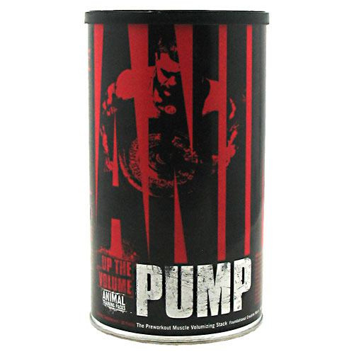 Animal Pump 30pk Universal Nutrition