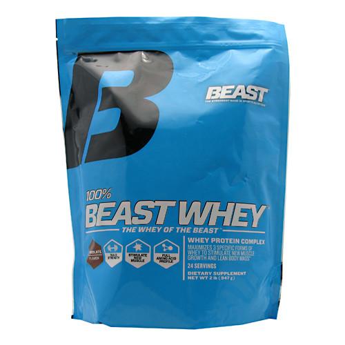 100% Beast Whey 2lb Beast Sports Nutrition