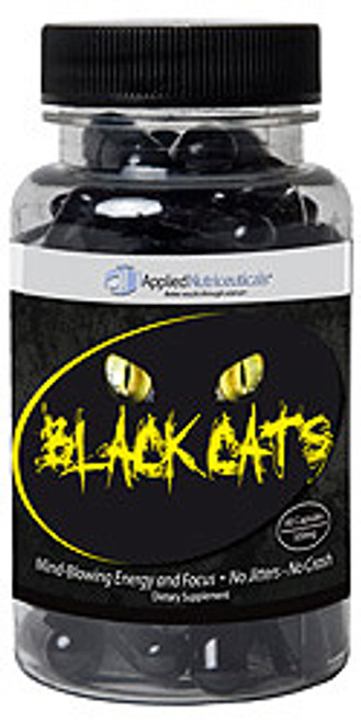 Black Cats V2 by Applied Nutriceuticals 60ct