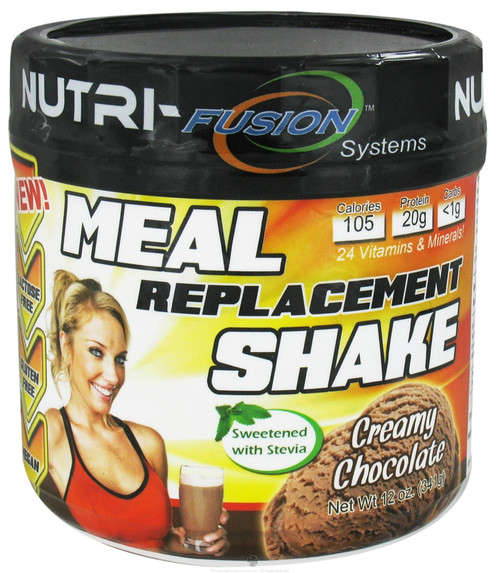 Meal Replacement Shake 12oz Nutri-Fusion Systems
