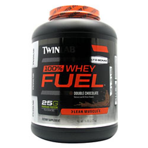 100% Whey Protein Fuel 5lb Twinlab