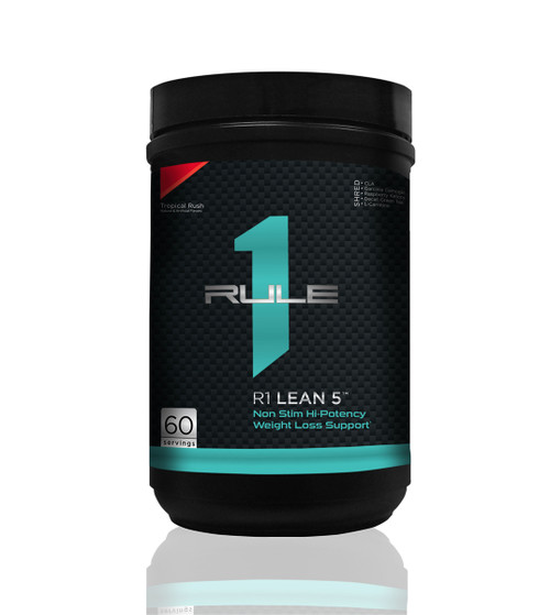 R1 Lean 5 by Rule One Proteins 60sv