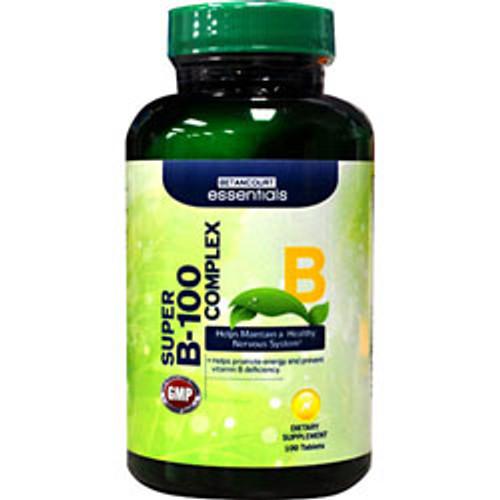 Super B-100 Complex 100ct Betancourt Essentials