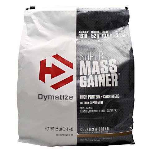 Super MassGainer 12lb Dymatize