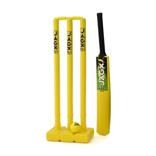 Jagx Kwik Cricket set(PVC)