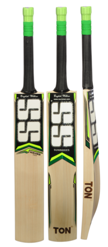 SS Waves English Willow Cricket Bat