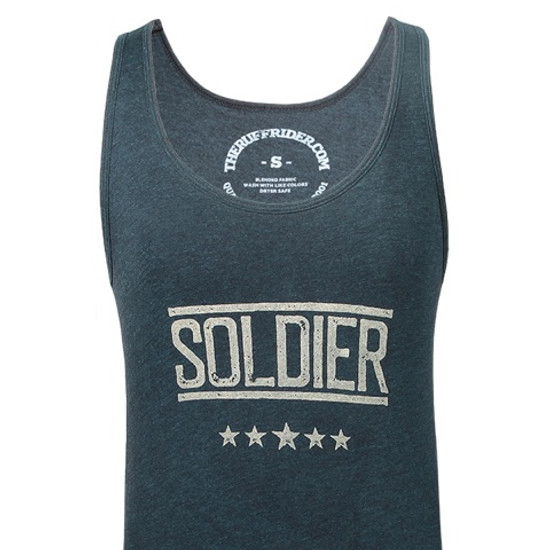 "RUFF RIDERS ""The SOLDIER"" Tank"