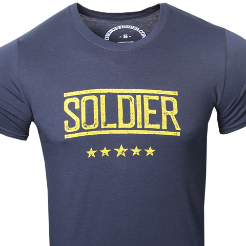 "RUFF RIDERS ""The SOLDIER"" Tee"