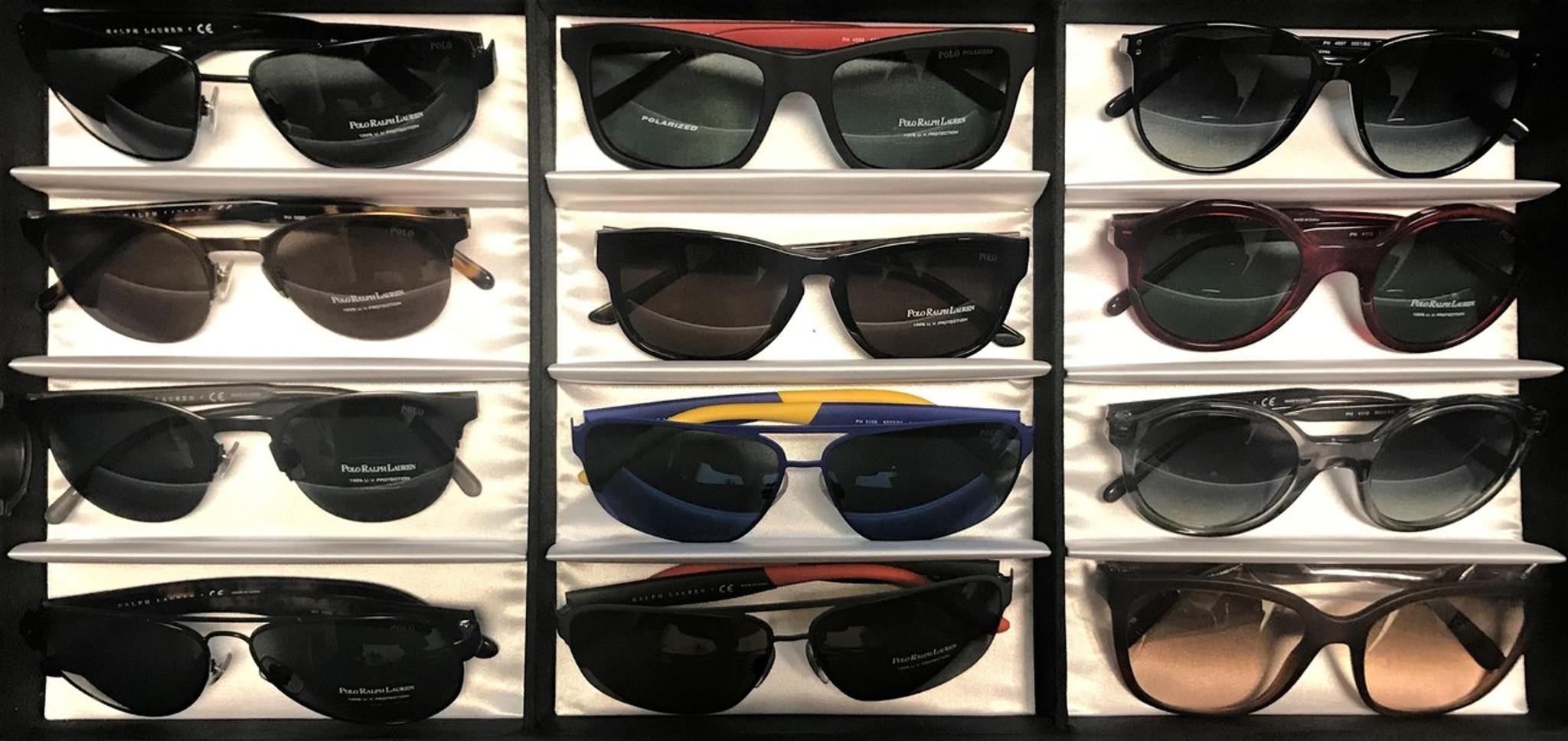 6fa84c054834 RL POLO KIT  7 (12 PC ) SUN - Wholesale Eyeglasses