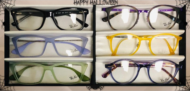 HALLOWEEN KIT 2018  (6 PC RAY BAN)