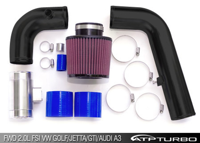"3.0"" Modular Intake Kit VW Golf/Jetta/GTI/Audi A3 2.0TFSI Turbo"