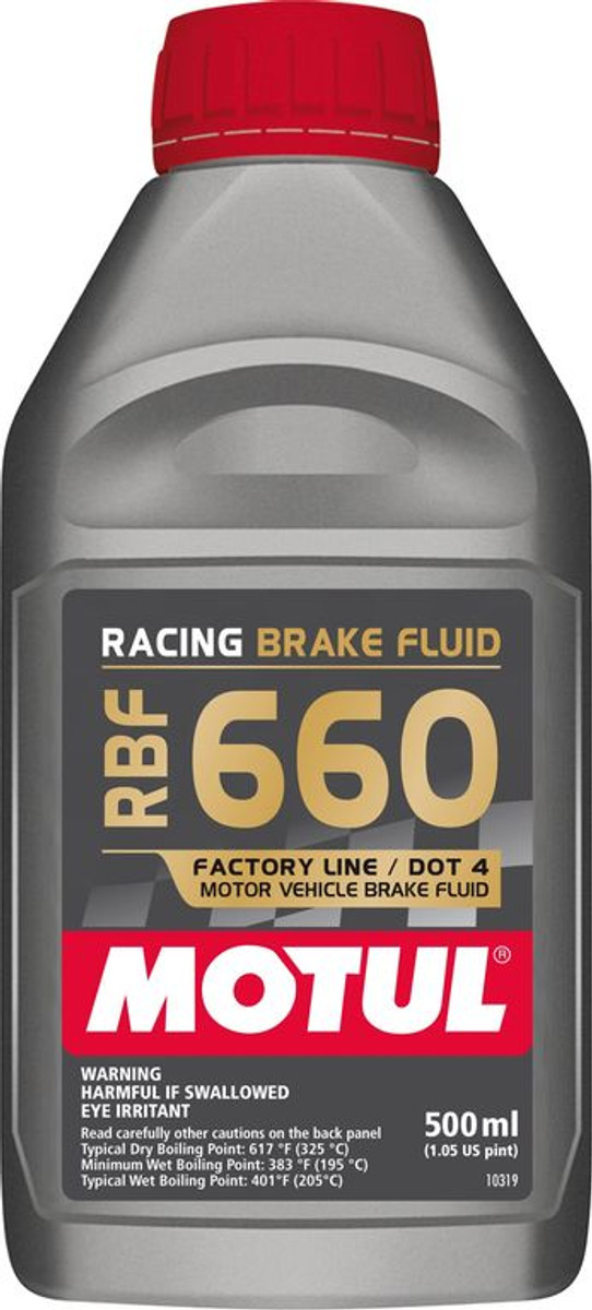 Motul RBF660 Racing Brake Fluid
