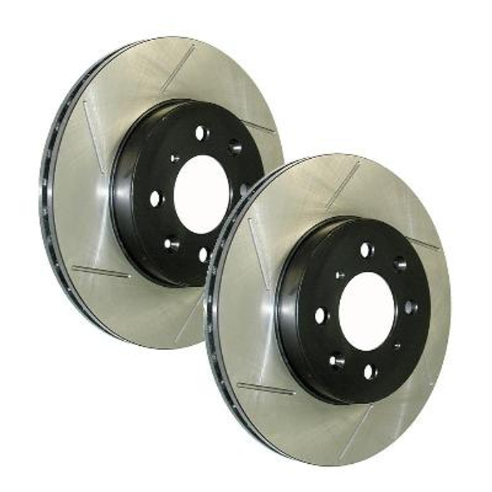 StopTech/ Centric Rotors for B8 A4/ A5 - Front - Pair - 126.33096SLR