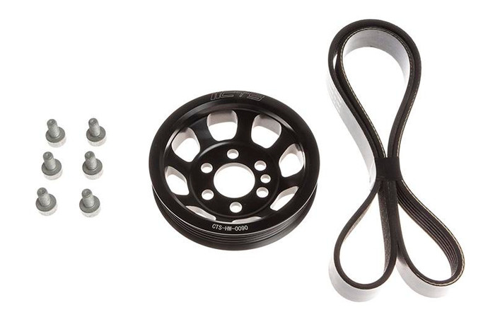 CTS MK5 FSI Crank Pulley Kit - CTS-HW-0090