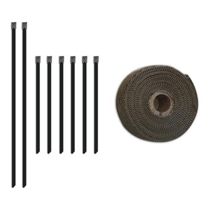 Mishimoto Exhaust Heat Wrap Set - MMTW-235