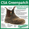 Blundstone CSA Greenpatch 164 (Product Sheet)