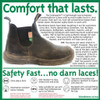 Blundstone CSA Greenpatch 164 (Comfort Sheet)