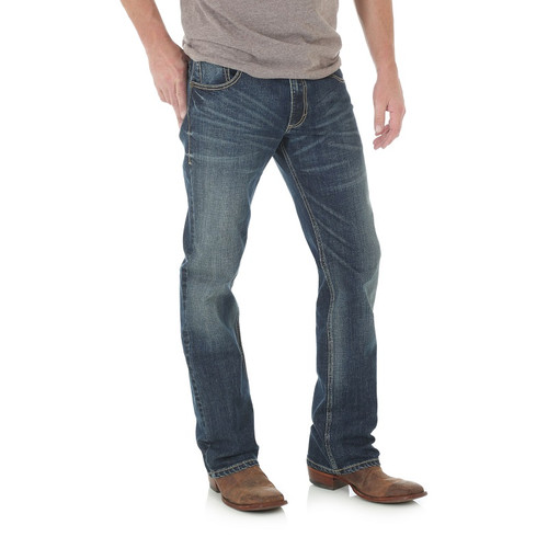 wrangler men 39 s retro limited edition slim boot jean. Black Bedroom Furniture Sets. Home Design Ideas