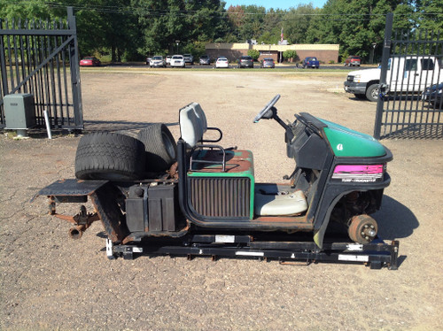 Cushman Truckster PARTS MACHINE
