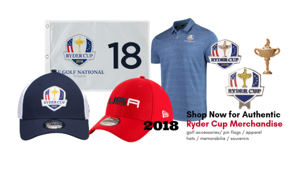 MMOGolf.com your one stop shop for all Golf Majors Tournament Merchandise!