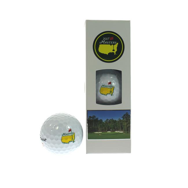 2017 Masters Golf Balls - 3 Pack Velocity