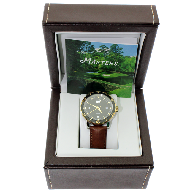 Masters Men's Watch Dated 2017 - Limited Edition Masters Golf Watch