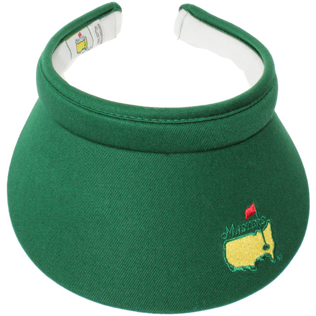 Masters Ladies Clip Visor - Green