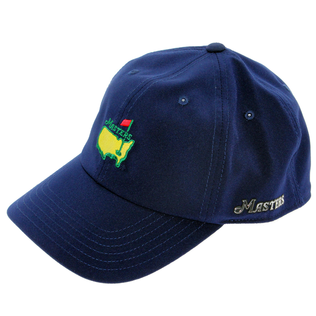 Masters Performance Tech Hat - Navy Reflective Cap