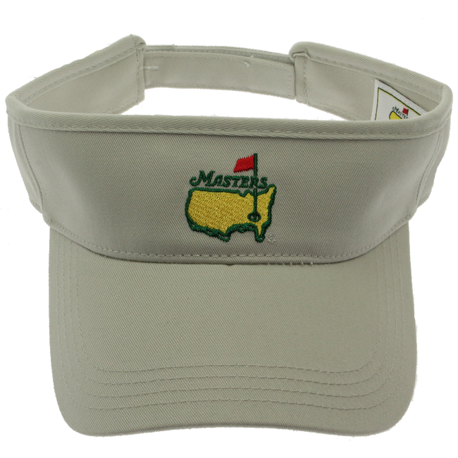 Masters Stone Low Rider Visor - Adjusted Visor