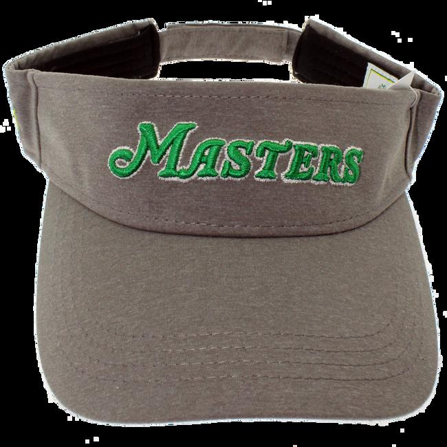 Masters Platinum & Emerald Script Performance Visor