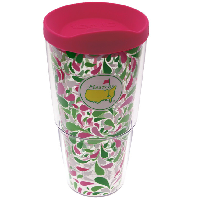 Masters Augusta Floral Print 24 oz Tervis Tumbler