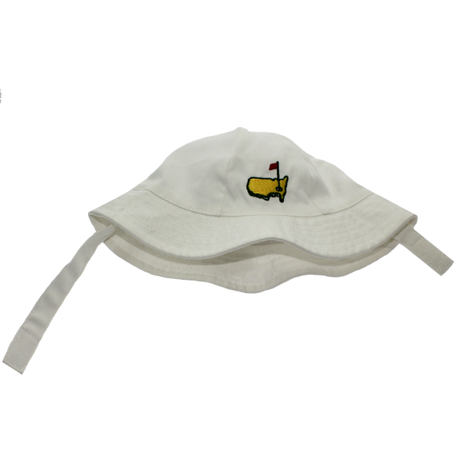 Masters Youth White Floppy Hat