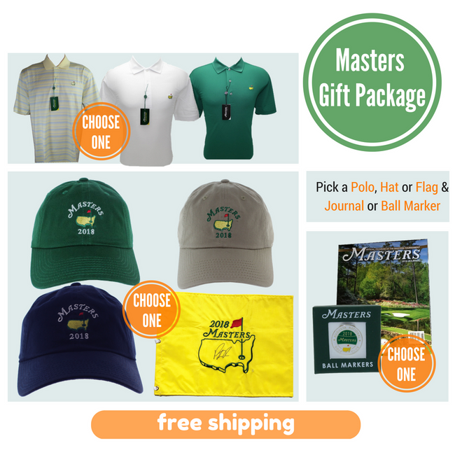 Father's Day Gift Package- Pick 3 Masters Items