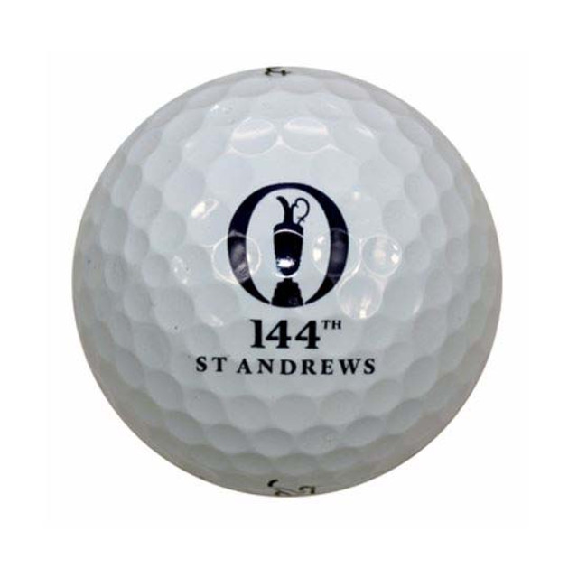 144th St Andrews Pro V 1 Golf Ball- Single