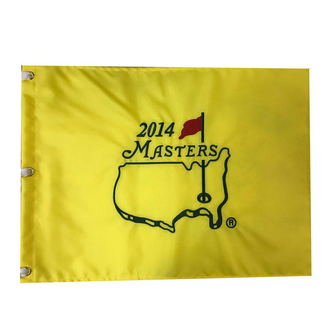 2014 Masters Embroidered Golf Pin Flag