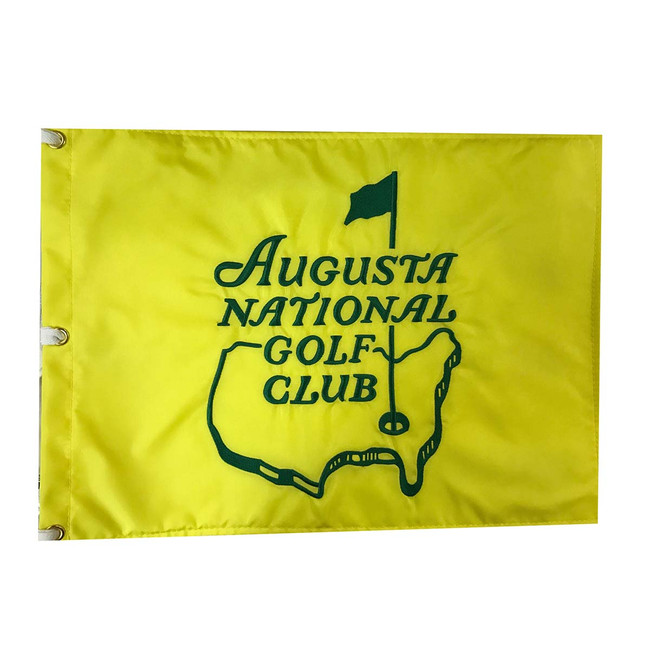 Augusta National Golf Club Embroidered Golf Pin Flag