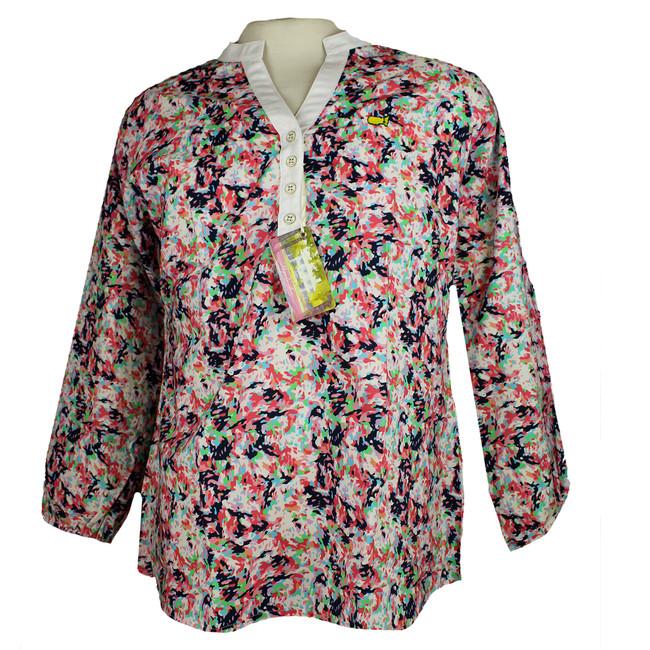 Masters Ladies Magnolia Lane Floral Tunic