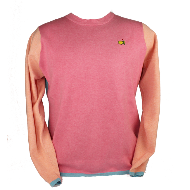 Masters Ladies Cashmere Sweater- Front