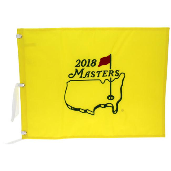 2018 Masters Pin Flag