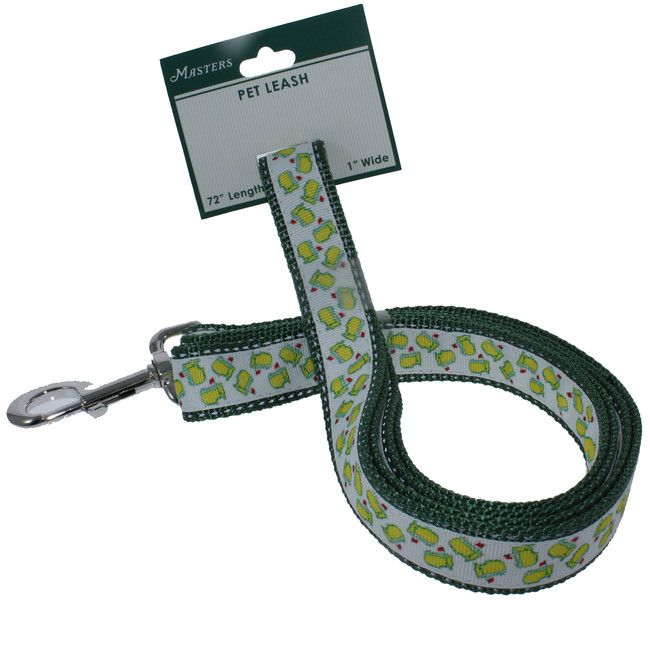 Masters Logo Dog Leash