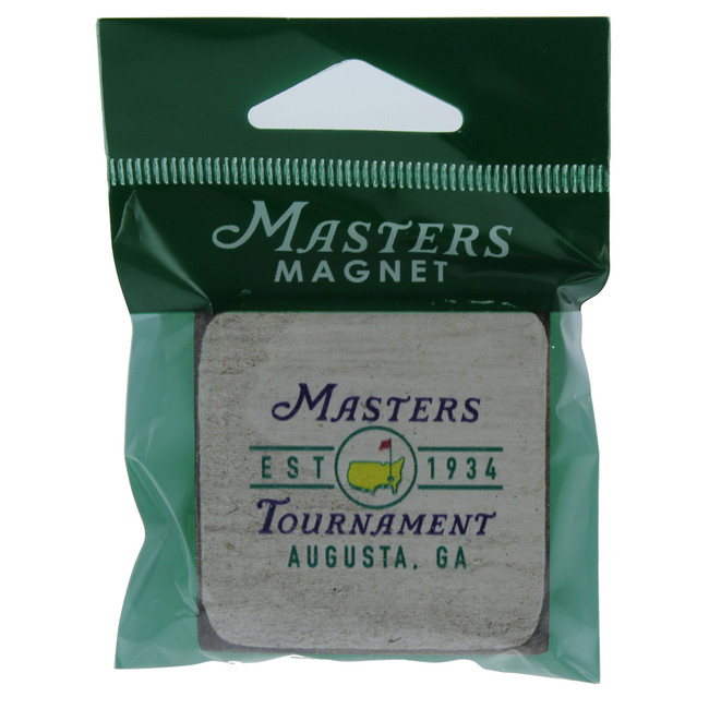 Masters Wood Magnet