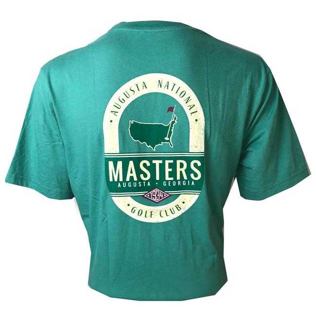Masters 1934 Series Vintage Light Green T-Shirt