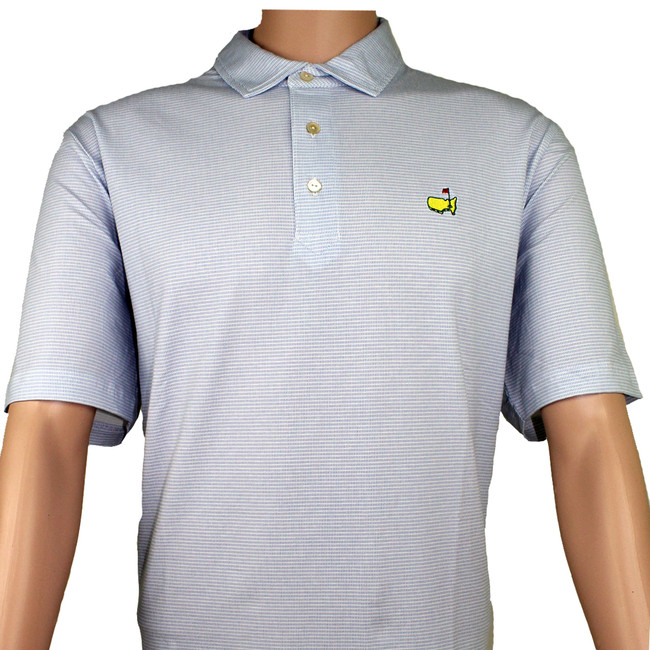 Masters Peter Millar Dusk Performance Tech Golf Shirt