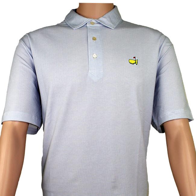 Masters Peter Millar Dusk Performance Tech Golf Shirt