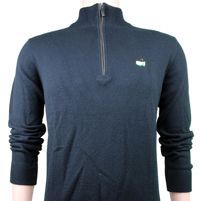 Masters Black Clubhouse Collection Sweater - SM ONLY