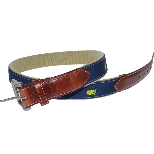 Masters Navy Belt