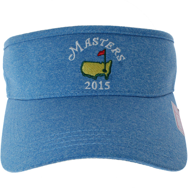 2015 Masters Performance Light Blue Low Rider Visor